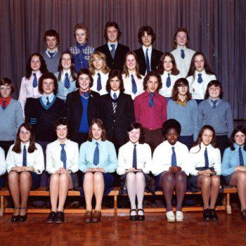 class photo 1975