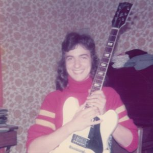 Aged 15 in 1975