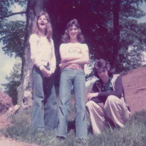 Sam's Woods, Kirkintilloch 1976