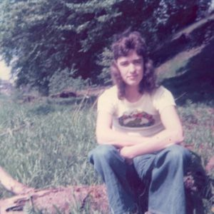 Sam's Woods, Kirkintilloch 1976