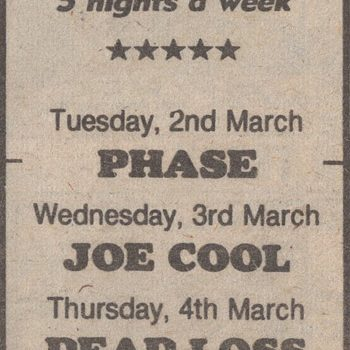 Sunday Mail 29.2.76