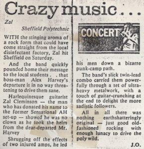Sheffield Star 19.2.78