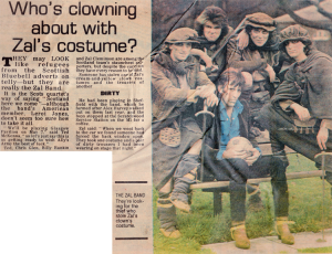 Sunday Mail 5.3.78