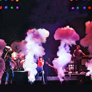 Fool Circle tour 1981