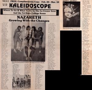 Kaleidoscope 1981