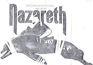 mash tour 1981