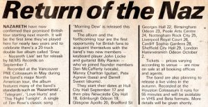 Sounds 2nd April 1981