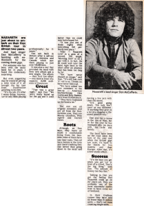 Mail August 1981