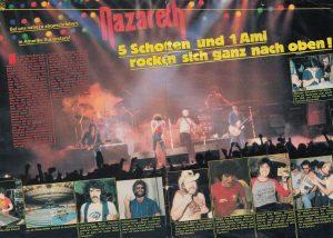 Pop Rocky magazine 8.7.81