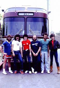 band bus 1981