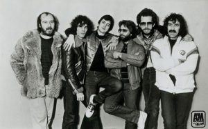 A&M promo 1981
