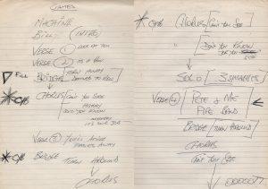 Darrell's Drum Notes