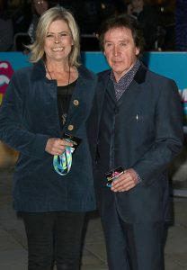 Jayne Andrew & Kenney Jones