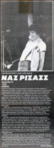 Kerrang magazine 3.6.82