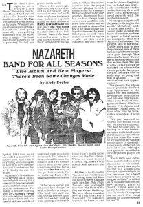 Hit Parader December 1981