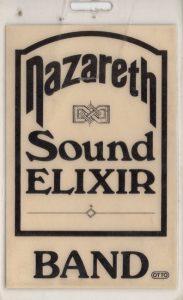 Sound Elixir band