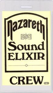 Sound Elixir crew