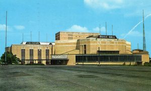 Houston Coliseum