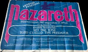 Pilisborosjenő, Hungary poster 13.8.83
