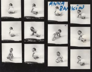 Anna Rankin photo shoot contact sheet 83