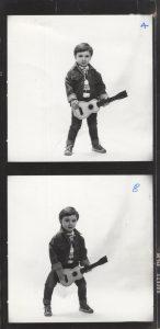 Billy Rankin Jr photo shoot contact sheet 83