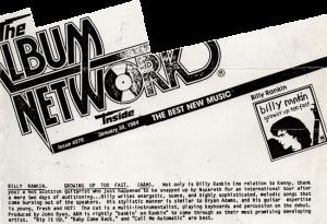Album Network 30.1.84