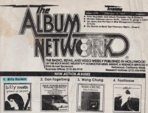 Album Network 13.2.84