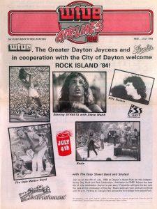 WTUE Dayton OH Air-Lines 7.84