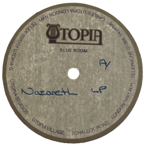 2XS acetate label 82