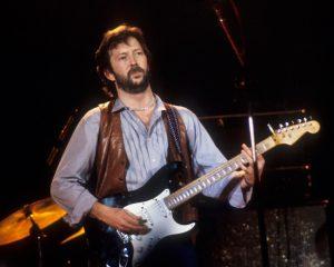 Clapton & Blackie