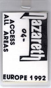European AAA pass 92