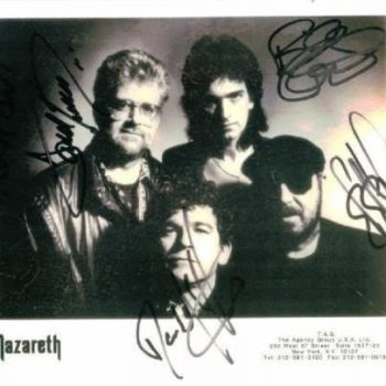 Signed promo 92