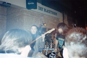 The Party Boys, Rocking Horse, Glasgow 92