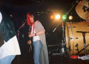 The Venue, Edinburgh 6.4.92