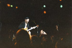 Corn Exchange, Cambridge 10.4.92