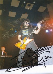 Chris Glen, Barrowland, Glasgow 21.5.93