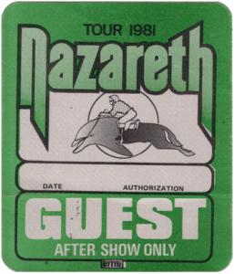 Flip 'n' Clop tour guest patch 81