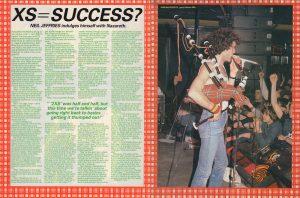 Kerrang March 93