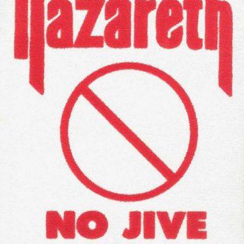 1991-92 No Jive tour show only patch