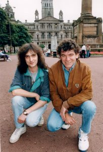 George Square, Glasgow 9.91