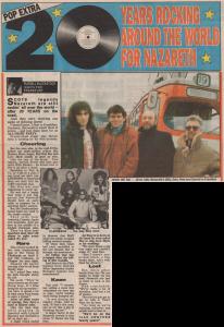 Sunday Mail 23.2.92