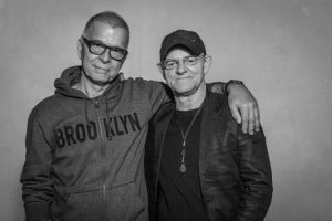Tony-Visconti-and-Woody-Woodmansey