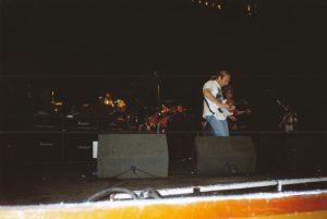Phil Collen & Ian Hunter, Hammersmith Apollo 28.4.94