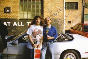 Me an' Steve Harley, Hammersmith Apollo 28.4.94
