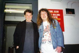 Me an' Bill Nelson, Hammersmith Apollo 28.4.94