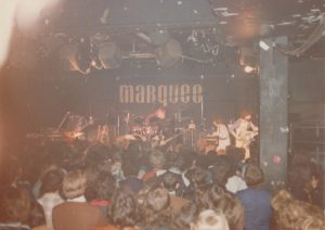 The Marquee, London 22.3.78