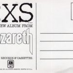 2XS promo sticker postcard rear 82