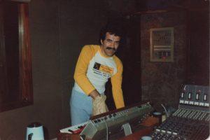 Manny at Air Studios, Montserrat 82