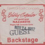 Convention Center, Niagara Falls, NY guest pass 24.11.82