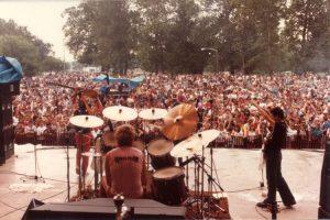 Rock Island Live, Dayton OH 4.7.84